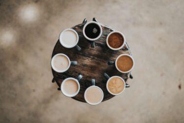 コーヒーカップの選び方と素材の特徴を徹底解説!自分だけのこだわりカップを見つけよう